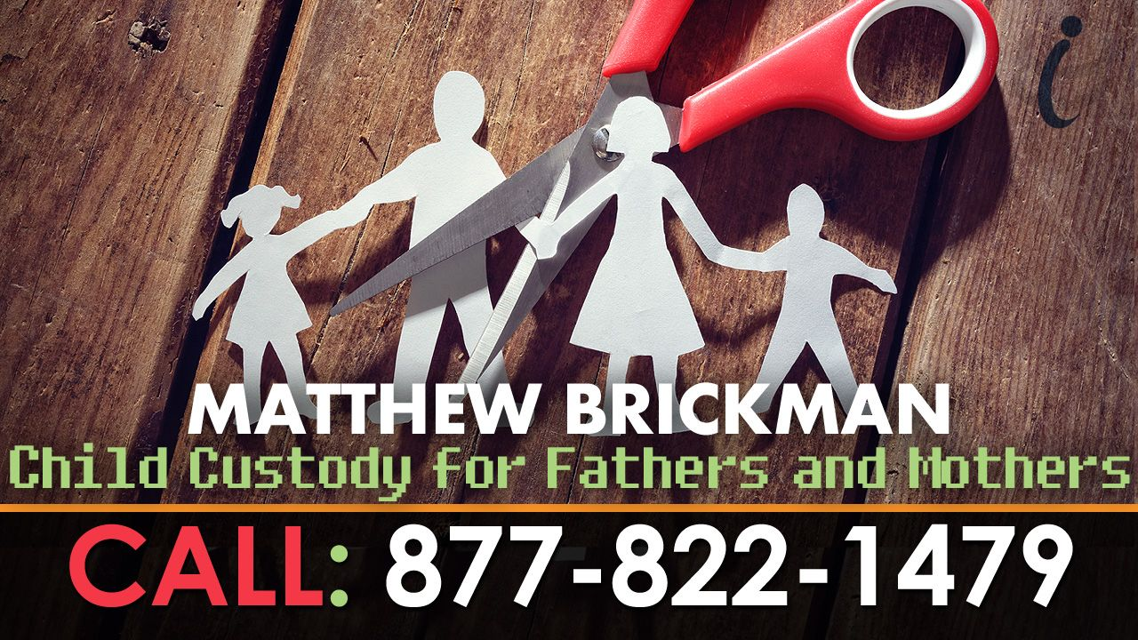 Child Custody for Fathers and Custody for Mothers