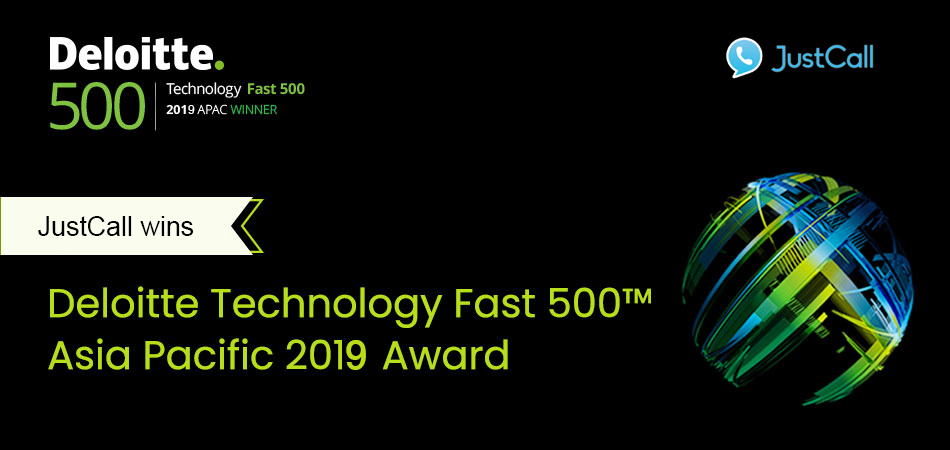 Deloitte Fast 500 Justcall