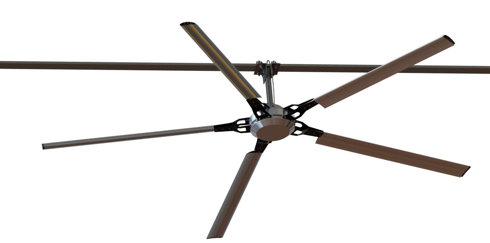 Epoch HVLS 14-ft Fan