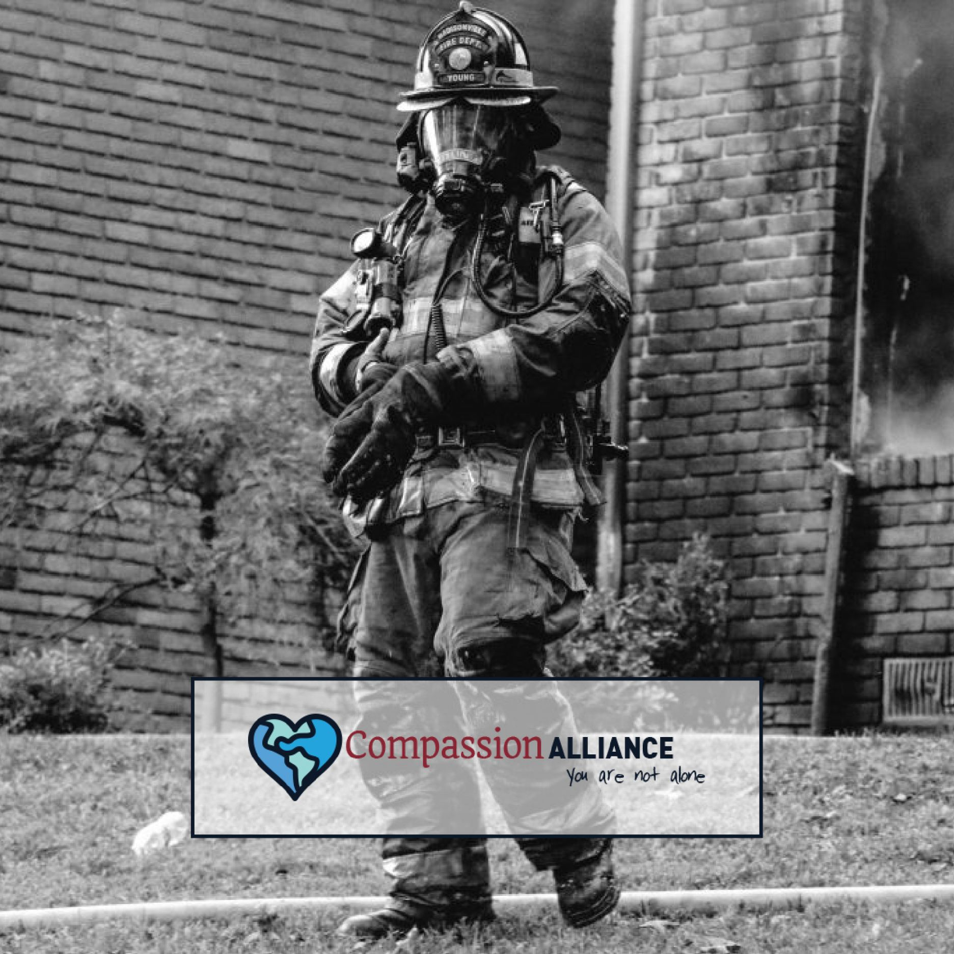 First Responders: You are not alone.